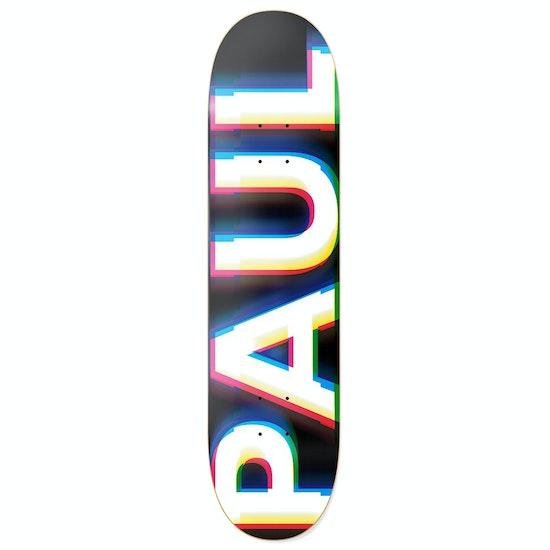 Primitive Rodriguez Offset Skateboard Deck