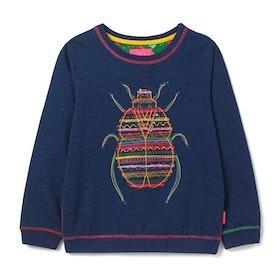 Maglione White Stuff Bella Beetle Jersey - Beetle Bl