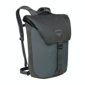 Osprey Transporter Flap Backpack - Pointbreak Grey