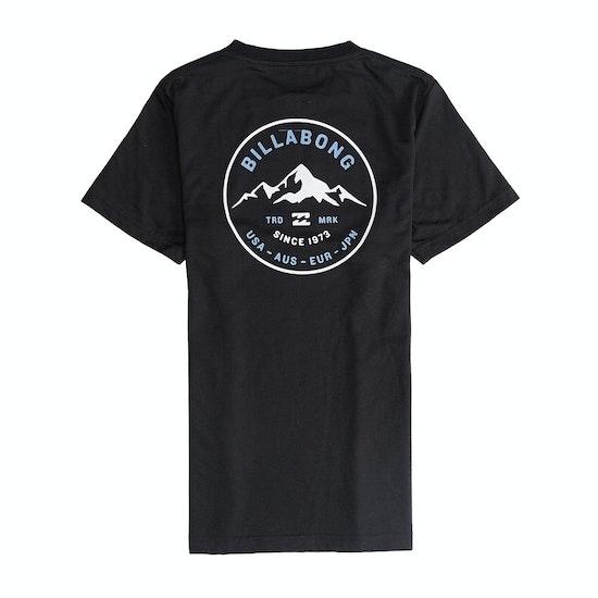 Billabong Aurora Boys Short Sleeve T-Shirt