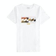 T-Shirt à Manche Courte Billabong Inversed