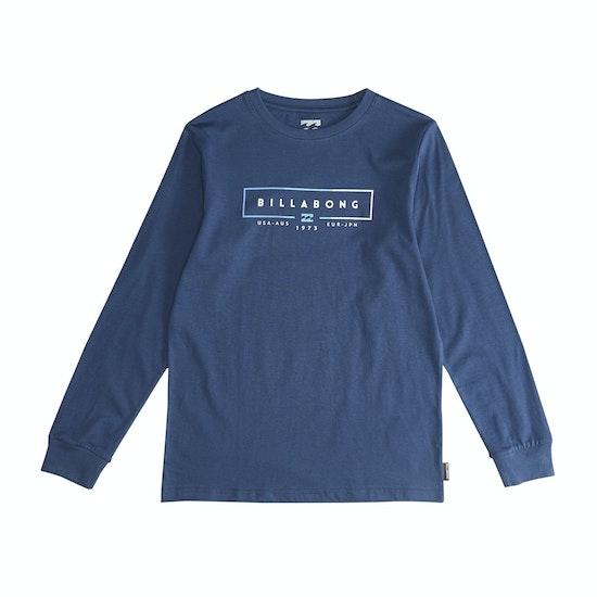 Billabong Unity Boys Long Sleeve T-Shirt