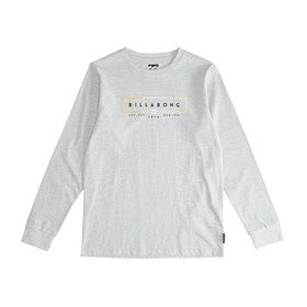 T-Shirt à Manche Longue Billabong Unity - Grey Heather