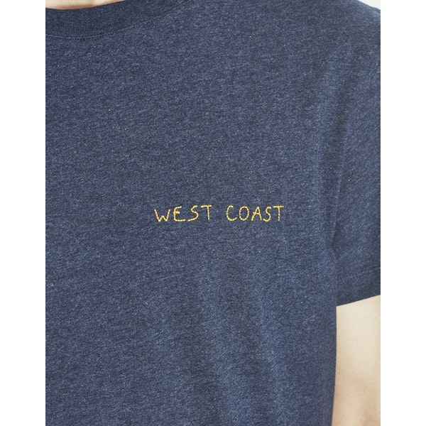 Maison Labiche Heavy Shirt West Coast Men's Short Sleeve T-Shirt