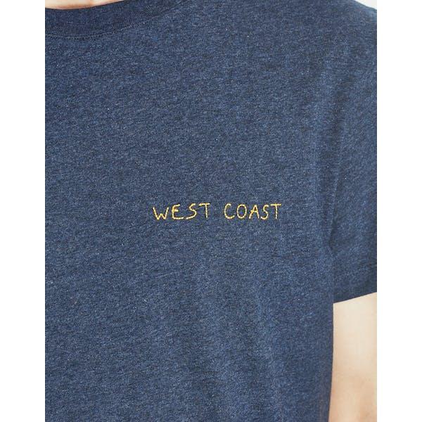 Maison Labiche Heavy Shirt West Coast Short Sleeve T-Shirt