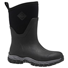 Muck Boots Arctic Sport Mid Ladies Wellies - Black