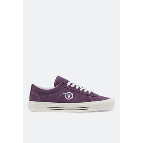 Vans Anaheim Sid Dx Schuhe - Og Grape Suede