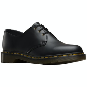 Dr Martens Vegan 1461 3 Eye Dress Shoes - Black