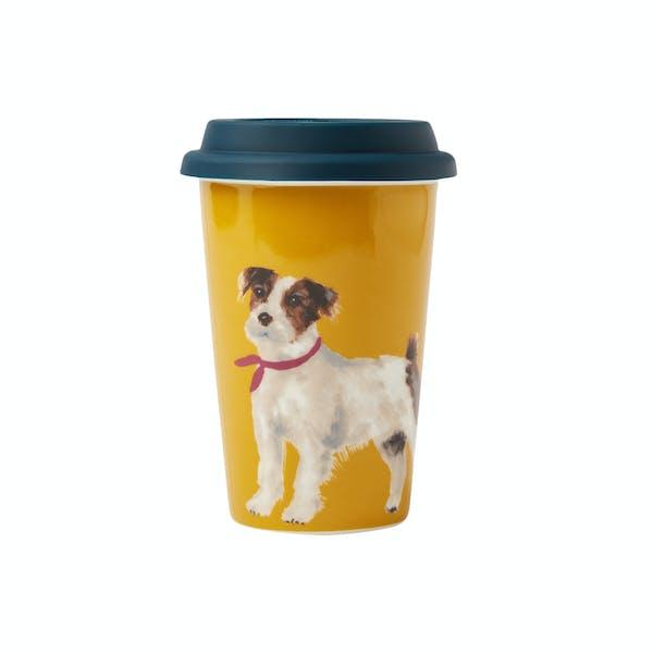 Joules Travel Mug