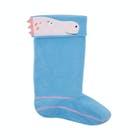 Joules Smile Girl's Wellingtons Socks