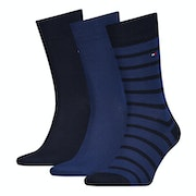 Tommy Hilfiger 3 Pack Promo Fashion Socks