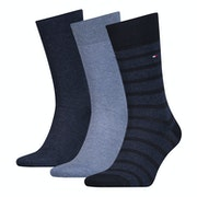 Tommy Hilfiger 3 Pack Promo Socks