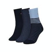 Tommy Hilfiger 3 Pack Promo Women's Socks