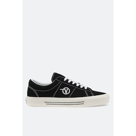 Vans Anaheim Sid Dx Shoes - Og Black Suede