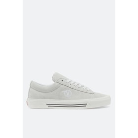 Vans Anaheim Sid Dx Shoes - Og White Suede