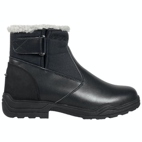 Paddock Boots Femme Brogini Buxton Sub-Zero - Black