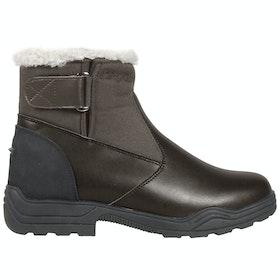 Brogini Buxton Sub-Zero Ladies Paddock Boots - Brown