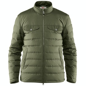 Fjallraven Greenland Liner Down Jacket - Green