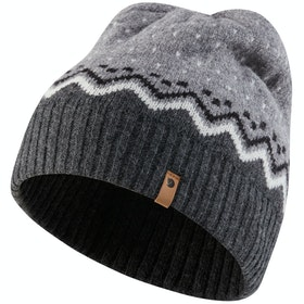 Bonnet Fjallraven Övik Knit Hat - Grey