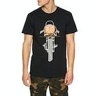 Deus Ex Machina Frontal Matchless Mens Short Sleeve T-Shirt