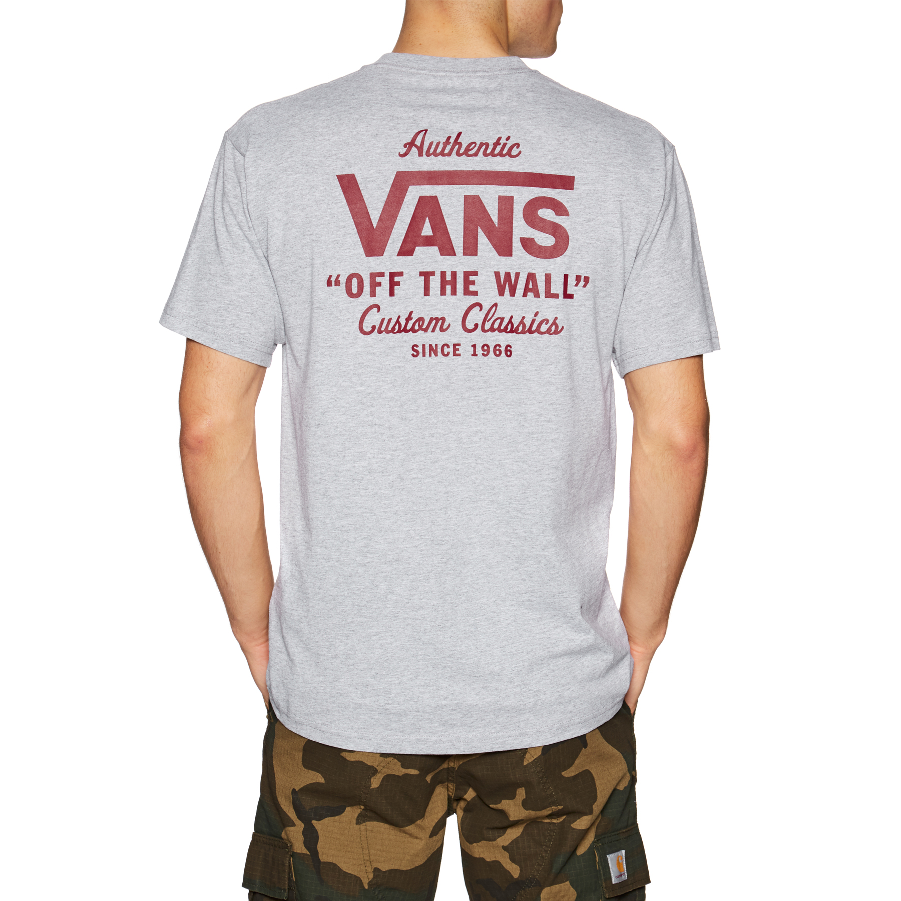 Vans Holder St Classic Kurzarm T Shirt