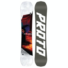Never Summer Proto Type Two Snowboard - Multi