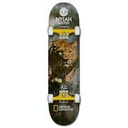 Element Nat Geo Nyjah Lion , Skateboard Barns