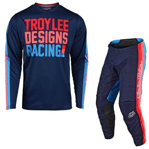 Troy Lee Designs GP Air Premix 86 & Gp Air Premix 86 Motocross Kit Combos