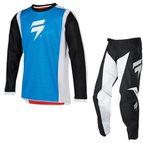 Shift Youth Whit3 Race 2 & Youth Whit3 Label Race Motocross Kit Combos