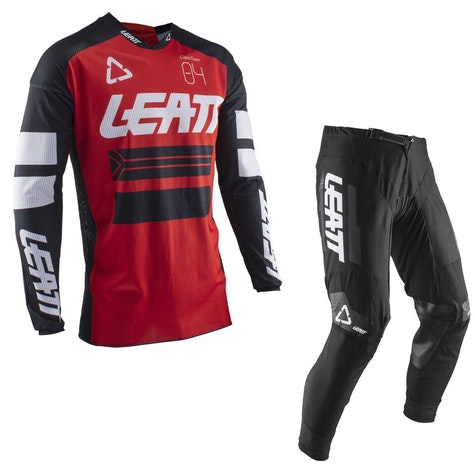 Leatt GPX 4.5 X-Flow & GPX 4.5 Motocross Kit Combos